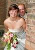 Svatební set  - atypická kytice z exotických květů