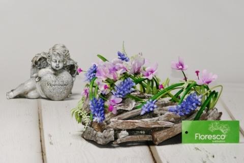 Dušičkové a sezónní dekorace na hrob